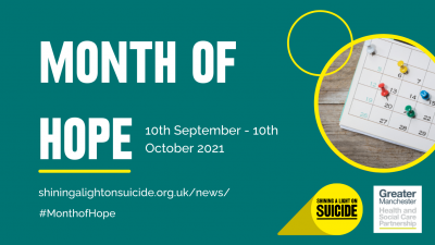 Join the Month of Hope